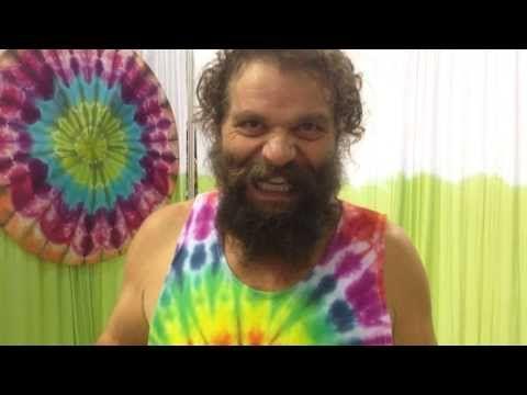 CHA2014 - iLovetoCreate - Rupert Boneham Tie Dye Tips and Techniques - YouTube