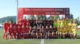 L'équipe canadienne de rugby à sept féminin s'est emparée de l'argent pour déclasser l'Australie au classement général de la Série...