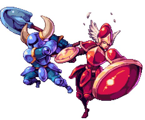 Shovel Duo by AbyssWolf on deviantART Freakin Awesome Art For An Awesome Game