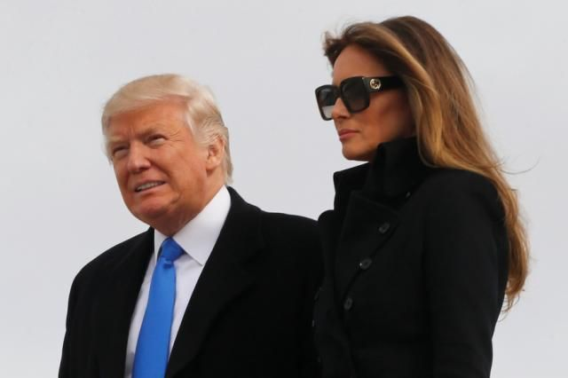 Are Donald And Melania Trump Facing Marriage Troubles?