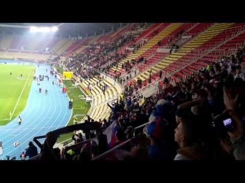 CK FutbalTour.sk v Skopje na zápase kvalifikácie ME 2016 Macedónsko - Slovensko #slovakia #football #futbaltour