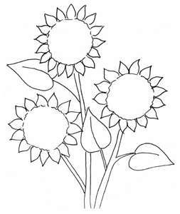 17 Best Sunflower Embroidery Patterns Images On Pinterest