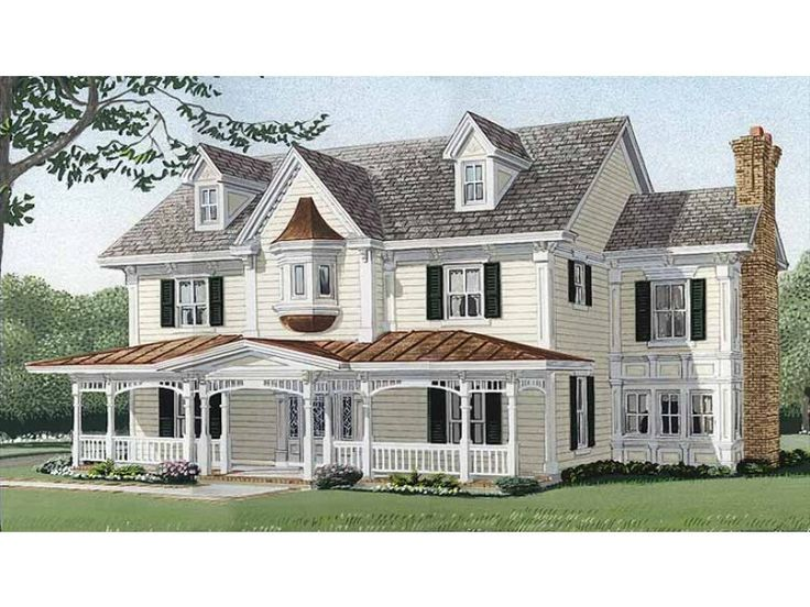 Best Home Images On Pinterest Country House Plans Country