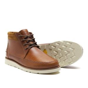 Sneakers Romare Hi Vibram Braun