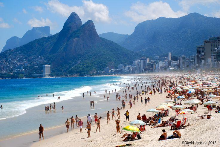 THE BEAUTY OF RIO DE JANEIRO