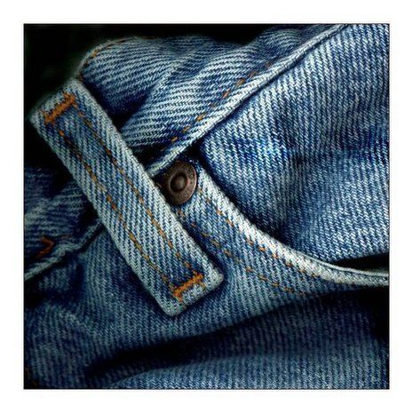 13 Things You Can Make Out of Old Blue Jeans. » Curbly | DIY Design Community