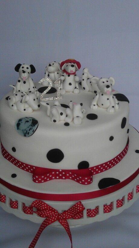 Dalmatian Cakes Ideas