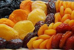 sušení ovoce