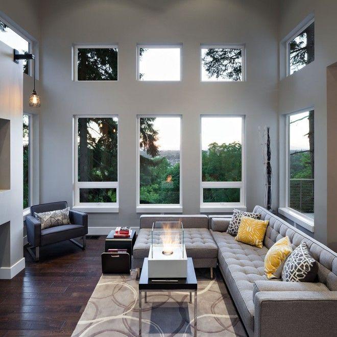 Interior design living room modern  5214 best 2017 Living Room Furniture Trends images on Pinterest ...