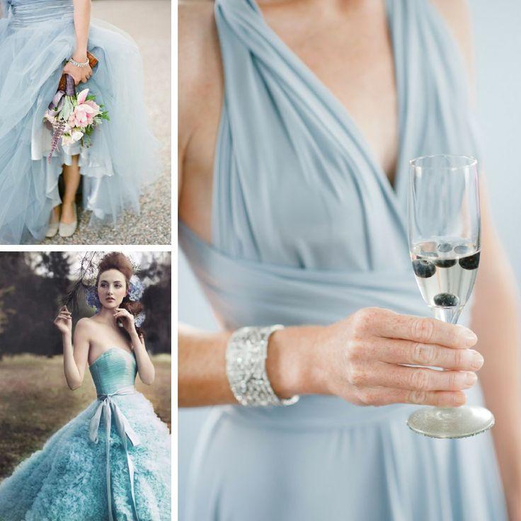 Vestidos Damas de honor en color #Aquamarine #Bridesmaid #dress #Wedding #YUCATANLOVE