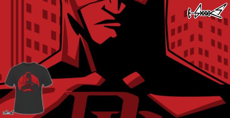 Magliette+Daredevil+-+Disegnato+da+:+Chesterika