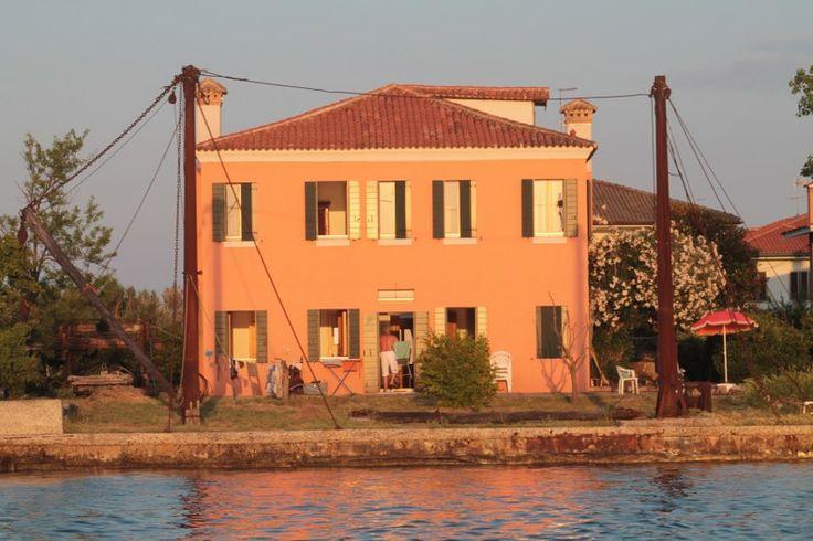 Portosecco at Pellestrina island