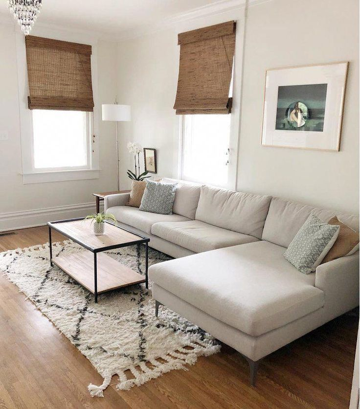Twinar Geometric Hand Knotted Wool Off White Dark Gray Area Rug In 2020 Small Living Room Design Trendy Living Rooms Home Living Room #off #white #living #room #furniture