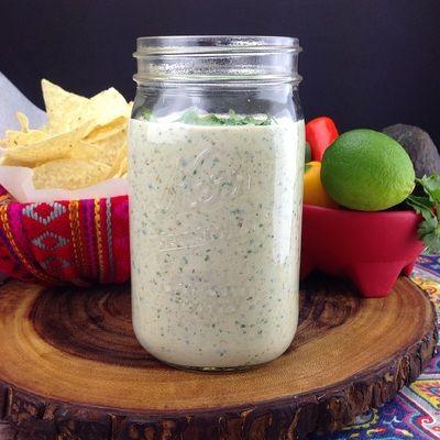 Jalapeño Ranch (fresh herb version) - Mandy Tanner