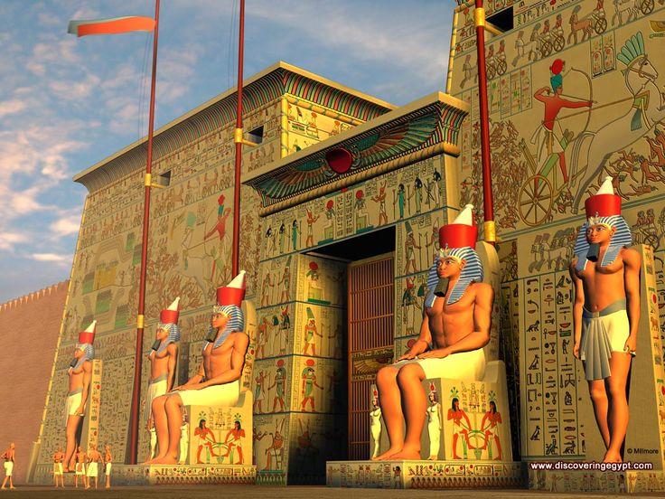 luxor | Pin ägypten Luxor Tempel on Pinterest