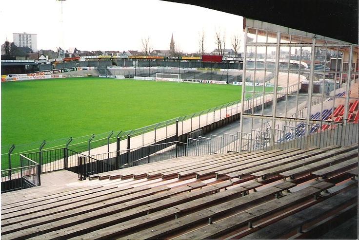 Stade de Venoix (Caen, France) L'ancien stade du SM Caen