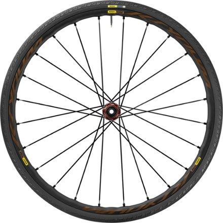 Mavic Ksyrium Elite Allroad Disc Wheelset Black 700C