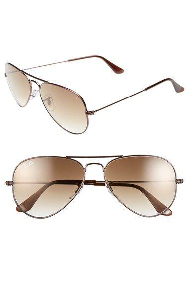 Ray Ban 'Original - Small Aviator' 55mm Sunglasses