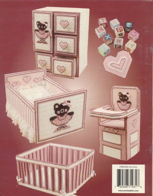 Baby Bear Doll Furniture ( free patterns to print out yes!)