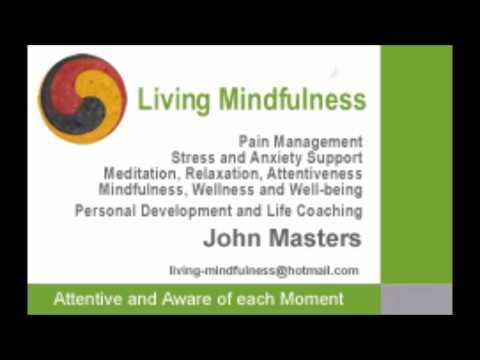 Meditation on the Moment (edit) Excellent 28 min meditation for beginners to mindfulness