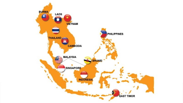 Exploring South East Asia