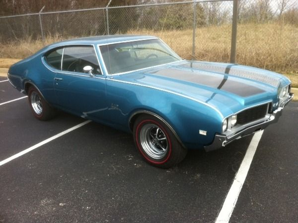 17 Best Images About 1969 Oldsmobile 442 On Pinterest