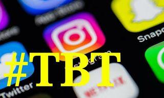 GÜNCEL BLOG: #TBT NEDİR ? Nerede ve zaman kullanılır ?
