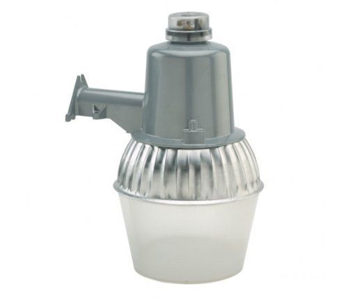 70W HPS Dusk to Dawn (Without Arm / as shown) by e-conolight. $43.90. Details: Direct mount Dusk to Dawn. 70W High Pressure Sodium (lamp included), 120V Reactor ballast NPF. 10-in Acrylic Refractor, Applications: Yards, parking lots, service roads and building perimeters, Dimensions: 16-1/4-in H x 9-3/4-in W x 12-1/4-in D, Lamp Type: 70W High Pressure Sodium (included), Lamp Output: 4500 lumens, Lamp Color Rendition: 22 CRI,