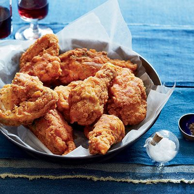 Great recipe! Kicked it up w a little more paprika and red pepper flakes. -- The Ultimate Southern Fried Chicken