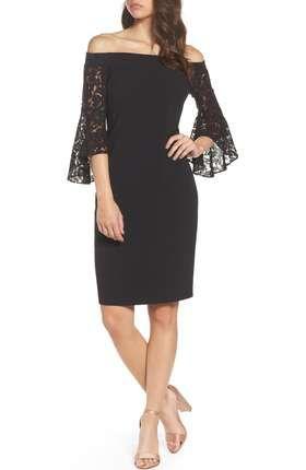 e2032c13 Bardot Solange Corded Lace Sheath Dress | Nordstrom | B+B Wedding ...