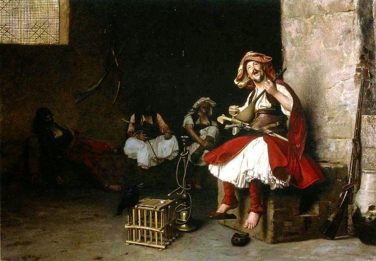 Αρματολός τραγουδάει