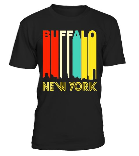 "# Retro 1970's Style Buffalo New York Skyline T-Shirt .  Special Offer, not available in shops      Comes in a variety of styles and colours      Buy yours now before it is too late!      Secured payment via Visa / Mastercard / Amex / PayPal      How to place an order            Choose the model from the drop-down menu      Click on ""Buy it now""      Choose the size and the quantity      Add your delivery address and bank details      And that's it!      Tags: Features a cityscape silhouette…"