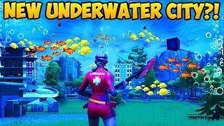 New Underwater City Season 6 Leak Fortnite Funny Fails And Wtf