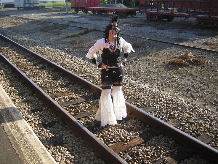 me on the Wairarapa line