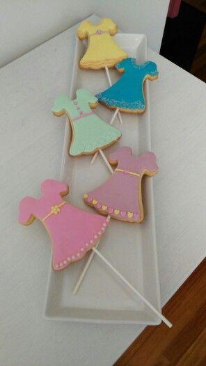 Biscotti decorati!