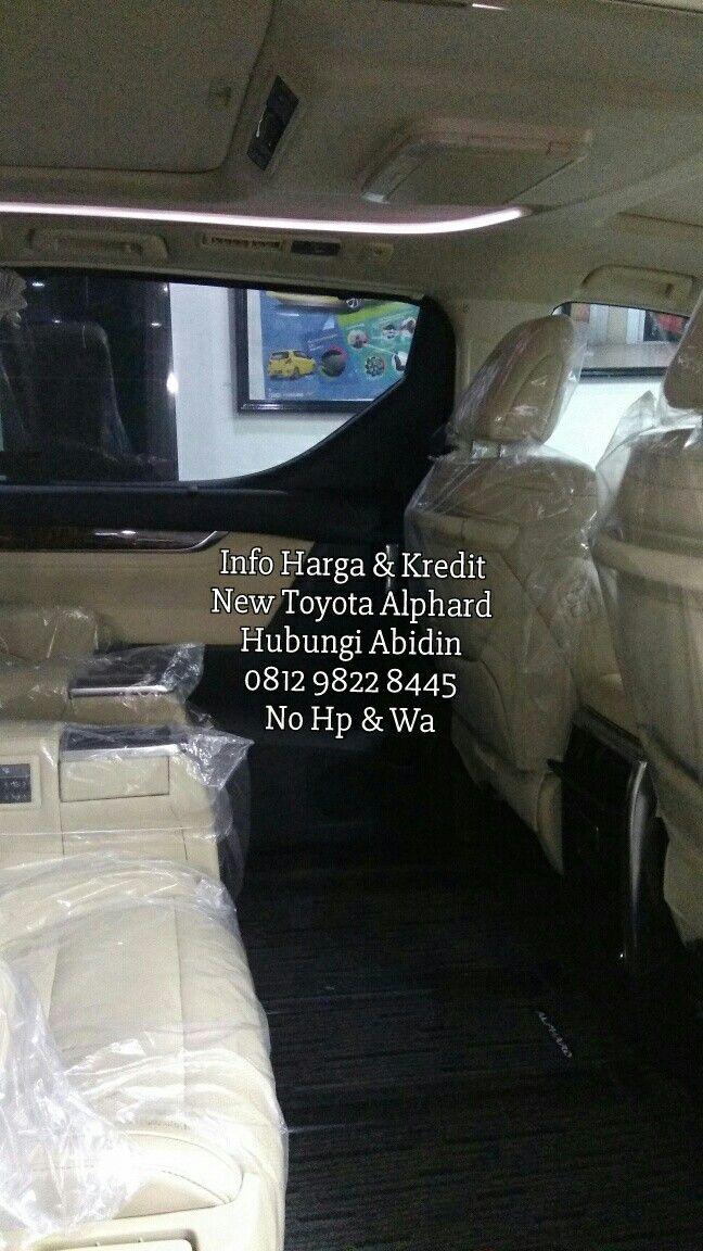 Pin Di Harga Mobil Baru Toyota Alphard