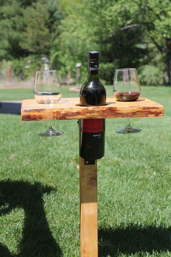 9 Best Bamboo Wine Table Images On Pinterest Wine Table
