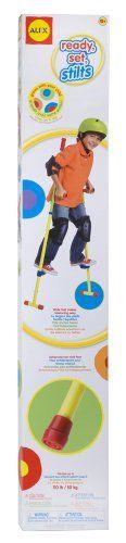 ALEX® Toys - Active Play Ready, Set, Stilts 771W Alex Toys http://www.amazon.com/dp/B004LL0VMQ/ref=cm_sw_r_pi_dp_Ljrbub1CKZ6EJ
