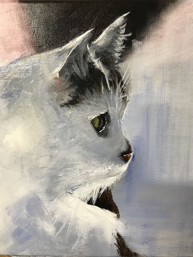 Acrylic on canvas by Nicola Wilkinson