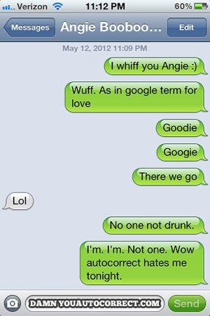 Funny Texts Autocorrect Drunk 34 best images about F...