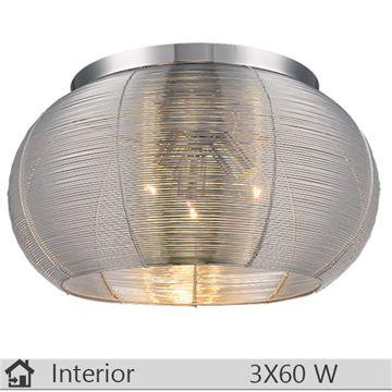 Plafoniera iluminat decorativ interior Rabalux, gama Meda, model 2886