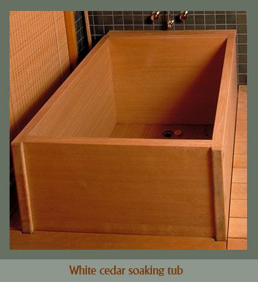 17 Images About Deep Soaking Ofuro Tubs Zen Bathroom On Pinterest Japanes