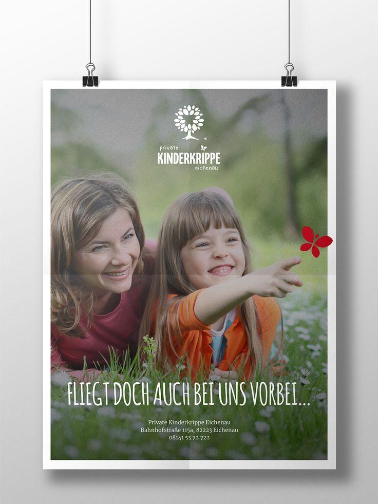 KINDERKRIPPE EICHENAU | Logo Design, Webdesign by Big Pen