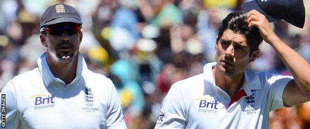 Alastair Cook says Kevin Pietersen book has 'tarnished' England era. AC's interview with BBC. 11102014