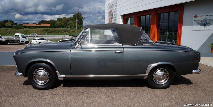 Vente voiture ancienne de collection : Peugeot 403 Cabriolet - Petite annonce véhicule et automobile