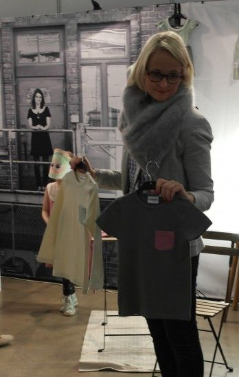 Heidi´s shopping moment @Bloppshop