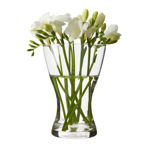 VASEN Vase - IKEA cheap vase $1.99 great for wedding reception