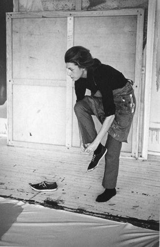 Helen Frankenthaler, New York, 1969