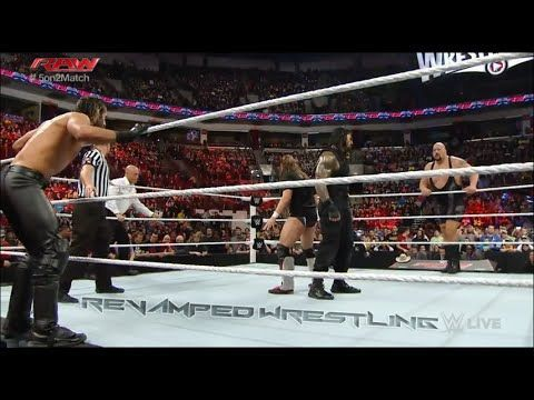 WWE RAW February 9 2015  WWE RAW 2/9/15 FULL SHOW REVIEW RESULTS & HIGHLIGHTS!