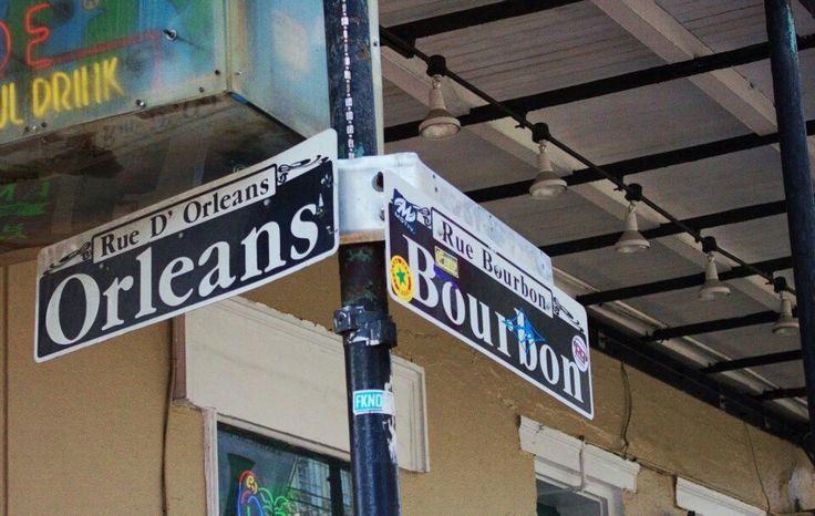 New Orleans Bourbon Street :)
